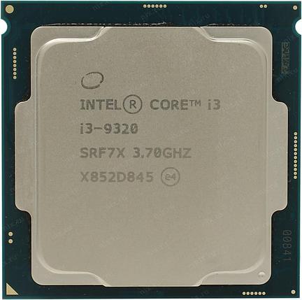 Процессор Intel 1151 i3-9320 3,7GHz, 8Mb, фото 2