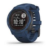 Часы Instinct Solar, GPS Watch, Tidal Blue, WW