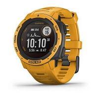 Часы Instinct Solar, GPS Watch, Sunburst, WW