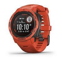 Часы Instinct Solar, GPS Watch, Flame Red, WW