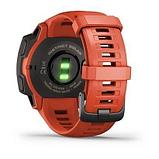 Часы Instinct Solar, GPS Watch, Flame Red, WW, фото 2