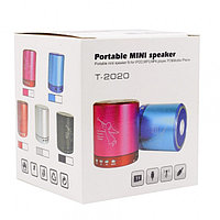 Колонка Portable Mini Speaker T-2020