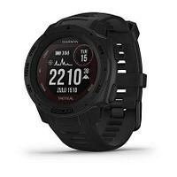 Часы Instinct Solar, Tactical Edition, GPS Watch, Black, WW