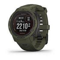 Часы Instinct Solar, Tactical Edition, GPS Watch, Moss, WW