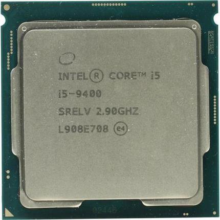 Процессор Intel 1151 i5-9400, 2,9 GHz, 9 Mb, фото 2