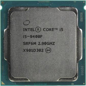 Процессор Intel 1151 i5-9400F, 2.9GHz, 9Mb