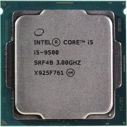 Процессор Intel 1151 i5-9500 3,0GHz, 9Mb, фото 2