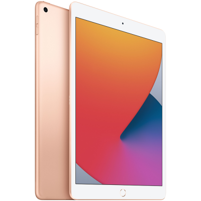 "Apple iPad 10,2"" Wi-Fi 128 ГБ, золотой"