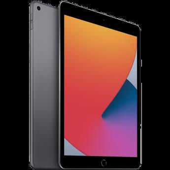 "Apple iPad 10,2"" Wi-Fi + Cellular 128 ГБ, «серый космос»"