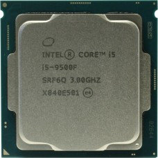 Процессор Intel 1151 i5-9500F 3,0GHz (4,4GHz) 9Mb
