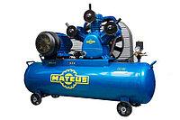 Компрессор Mateus MS03311 (YW-1.9) 15 кВт 1900 л/мин 295 л 8 бар