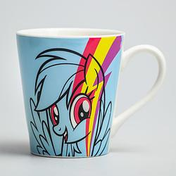 """Кружка """"Радуга Дэш"""", My Little Pony  220 мл   5376777"""