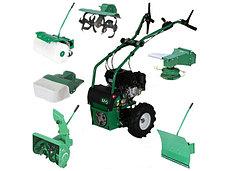 Многофункциональные машины GreenTiller (Дания)