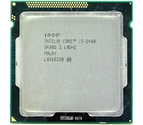 Процессор Intel 1155 i5-2400 6M, 3.10 GHz, фото 2