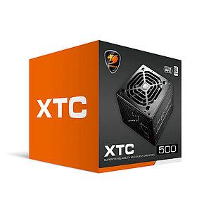 Блок питания Cougar XTC500