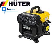 Инверторный генератор HUTER DN1500i  1,3 кВт | 220