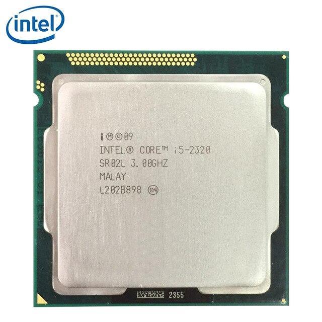 Процессор Intel 1155 i5-2320 6M, 3.0GHz