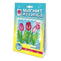 Фантазер Магнит из гипса 707551 Цветы Тюльпаны