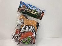 Лошадь, зебра Animal Farm Q801-6