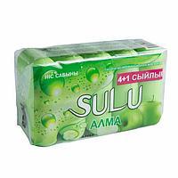 Мыло Sulu яблоко 5*70 гр
