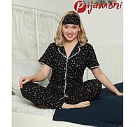 Женские пижамы на пуговицах