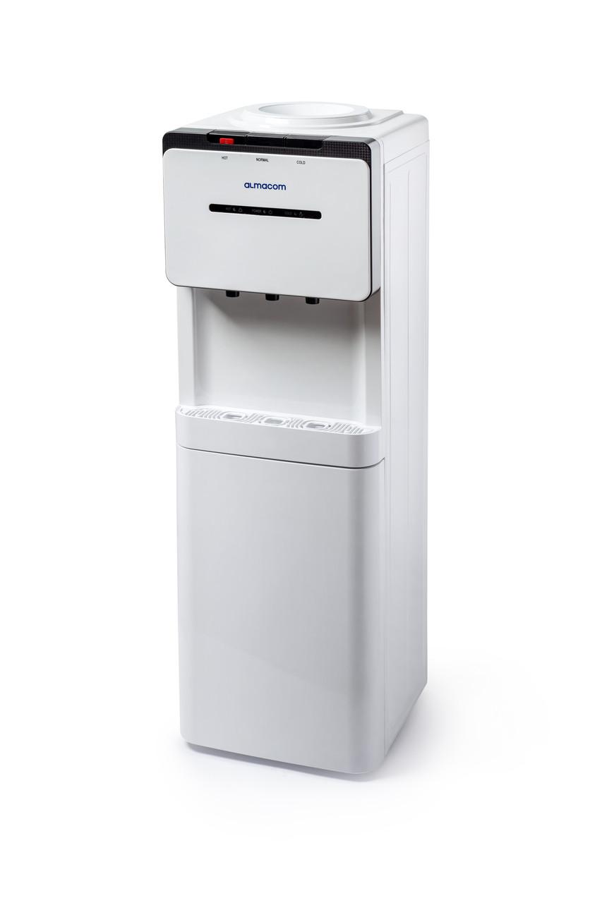 Напольный диспенсер для воды Almacom WD-SСО-27/3CE (компрессорное  охлаждение)