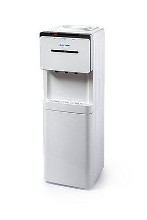 Напольный диспенсер для воды Almacom WD-SСО-27/3CE (компрессорное  охлаждение), фото 2