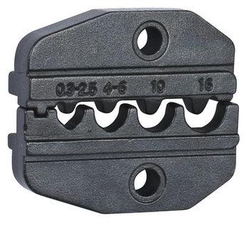 Сменные губки для обжима неизолированных клемм к клеммнику 428/4AGPB - 428.2/4AG UNIOR