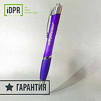 Нанесение лого на ручку