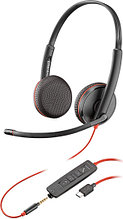 Plantronics 209751-101 наушники BLACKWIRE,C3225 USB-C
