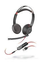 Plantronics 207576-01 наушники BLACKWIRE 5220,C5220,USB-A,WW