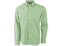 Рубашка Net мужская с длинным рукавом, зеленый