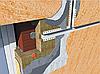 Рустовочный профиль ПВХ 20*30 2,5м, фото 2