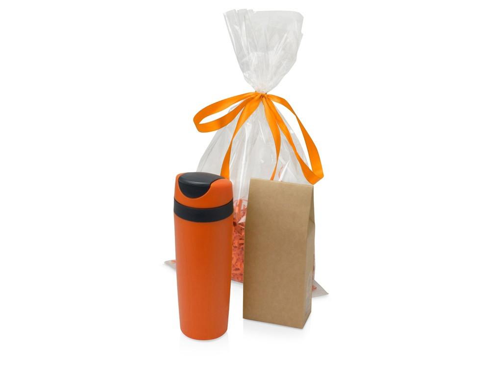 Подарочный набор Mattina Plus, оранжевый