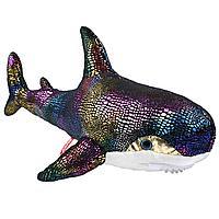 Fancy Акула голубая с пайетками 49 см