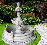Устройство фонтанов и бассейнов