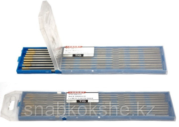 Электрод вольфрамовый WT-20 d.3,0 x175mm RED