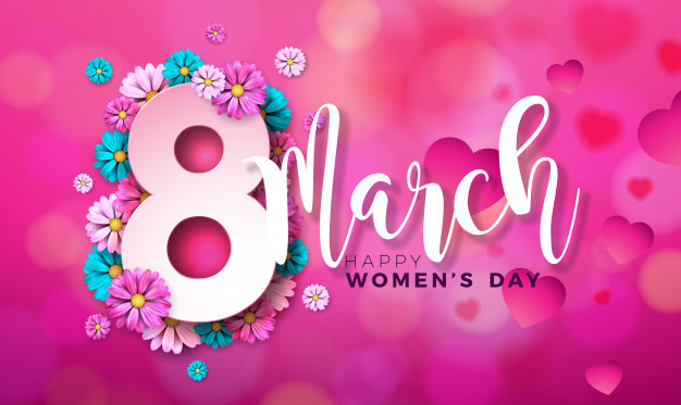 Баннеры на 8 марта