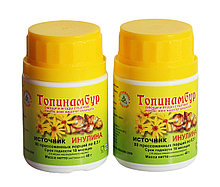 Топинамбур (источник Инулина) 80 таб х 0, 5г набор 2 шт