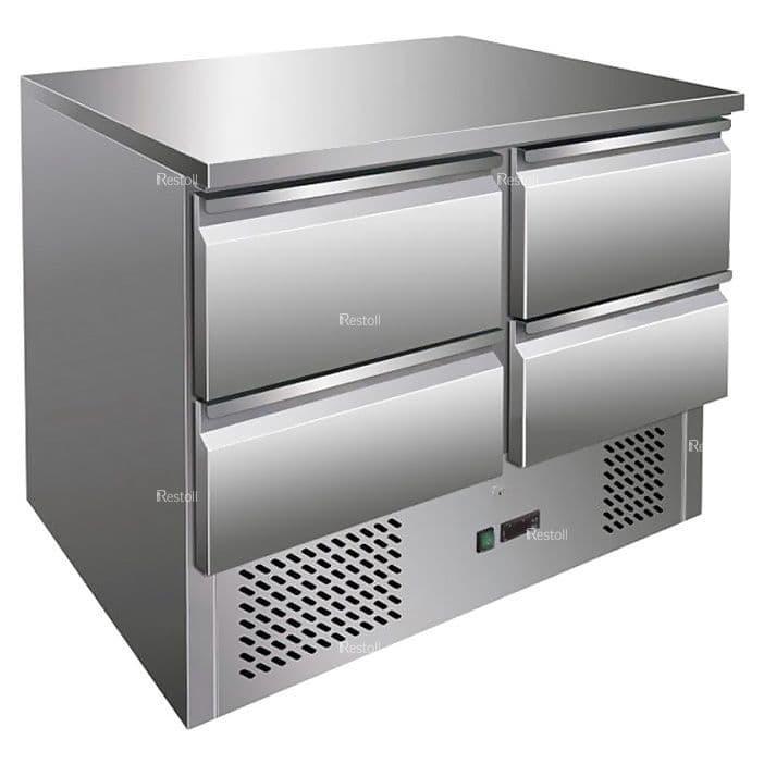 Стол холодильный Gastrorag S901 SEC 4D