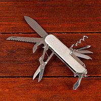 Нож швейцарский Мастер К 11в1