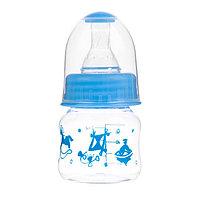 Бутылочка для кормления «Карапуз», 60 мл, от 0 мес., цвета МИКС