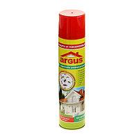 Аэрозоль универсальный ARGUS от мух, комаров ,мошек, моли, тараканов, муравьев 300 мл