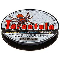Леска зимняя Balsax Tarantula, 0,10 мм, 30 м