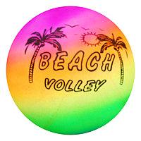 Мяч детский «Пляжный волейбол», d=22 см, 100 г