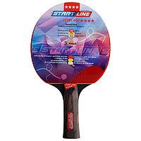 Ракетка для настольного тенниса Start line Level 400 с анатомической ручкой