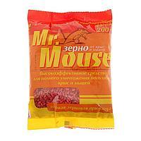 Зерновая приманка MR. MOUSE, 200 г