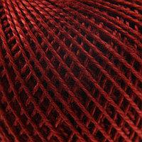 """Нитки вязальные """"Ирис"""" 150м/25гр 100% мерсеризованный хлопок цвет 5812"""
