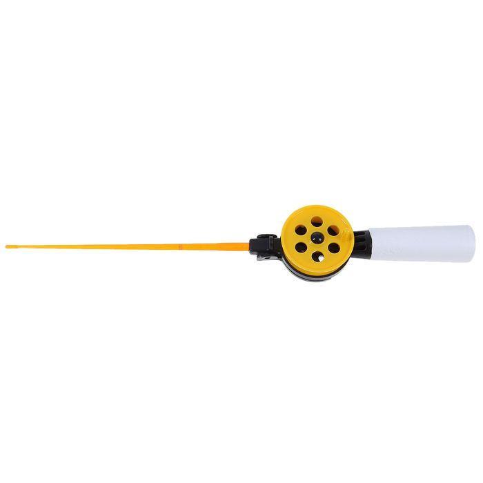 Удочка зимняя «Пирс», ПК50 - С, со средней пенопластовой ручкой (АБС) ЧЖ - фото 1