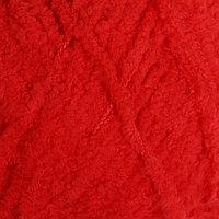 "Пряжа ""Softy"" 100% микрополиэстер 115м/50гр (56 красный)"